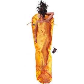 Cocoon MummyLiner Silk, sunset